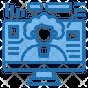 Analytics Artificial Intelligence Icon