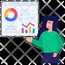 Business Analytics Web Analytics Web Dashboard Icon