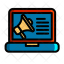 Online Annouocement Icon