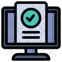 Online Appointment Appointment Treatment Icon