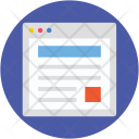 Online Article Blog Icon