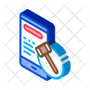 Phone Version Auction Icon