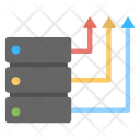 Online Backup Server Icon