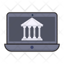Online Bank Icon