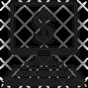 Online Banking Finance Internet Banking Icon