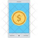 Online Banking M Commerce Mobile Banking Icon