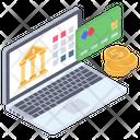 Digital Banking Online Banking Internet Banking Icon