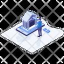 Online Banking Internet Banking Ebanking Icon