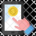 Online Banking Ebanking Ecommerce Icon