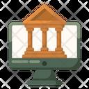 Online Banking Internet Banking Digital Banking Icon