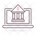 Online Banking Internet Banking Net Banking Icon