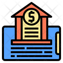 Bank Digital Payment Icon
