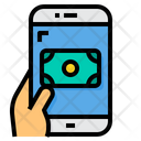Online Banking Payment Money Icon
