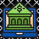 Online Banking Banking Bank Icon
