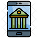 Online Banking Payment Transfer Icon