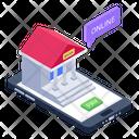 Mobile Banking Internet Banking Online Banking Icon