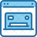 Online Banking Payment Icon