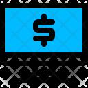 Banking Internet Online Icon