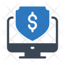 Online Banking Security Icon
