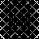 Online Bar Graph Icon