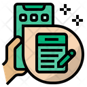 Online Blog Blog Onlineactivity Icon