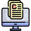 Blog Article News Icon