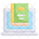Online Book Icon