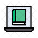 Online Education Book Icon