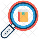 Online book search Icon