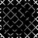 Cursor Pointer Library Icon