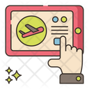 Online Booking Booking Ticket Booking Icon