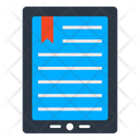 Online Bookmark Mobile Bookmark Favorite Page Icon