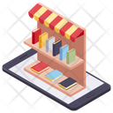 Online Books Icon