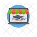 E Book Online Book Electronic Book Icon