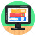 Ebooks Digital Books Online Books Icon