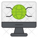Online Browser Online Website Desktop Icon