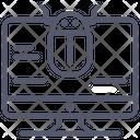 Online bug Icon