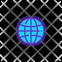Online Business World Business International Business Icon