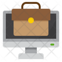 Bag Shopping Business Icon