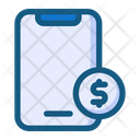 Smartphone Business Manager Icon