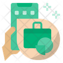 Online Business Marketing Project Icon