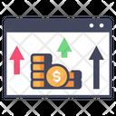 Money Website Business Icon