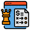 Browser Chess Strategy Icon