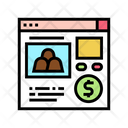 Online Buy Candy Icon