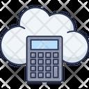 Calculator Mathematics Finances Icon