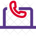Online Call Icon