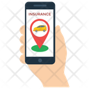 Online Car Insurance Icon