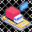 Online Cargo Icon