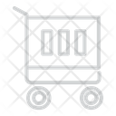 Online Cart Icon