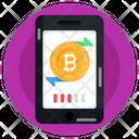 Online Cash Transfer Online Cash Flow Business App Icon